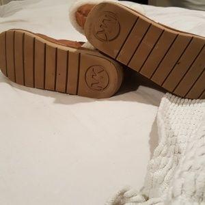 Michael Kors fur Boots size 6M